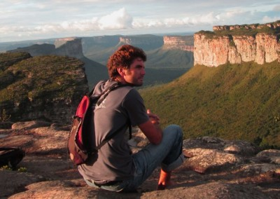 Pai Inacio table mountain