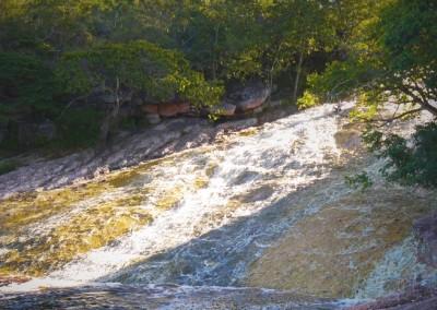 Ribeirão do Meio water slide