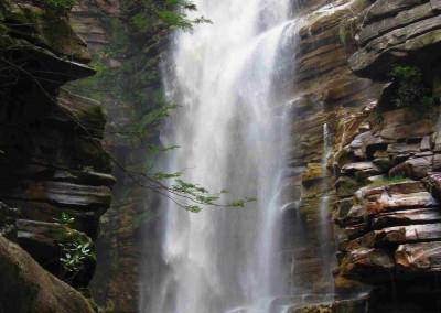 mosquito waterfall