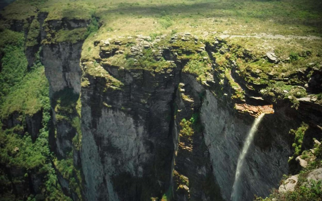 Base Jump from the Fumaça: The making of