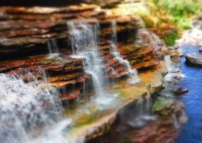Capivara falls