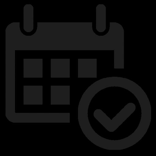 Calendar Booking Icon : Reservation diamantina mountains