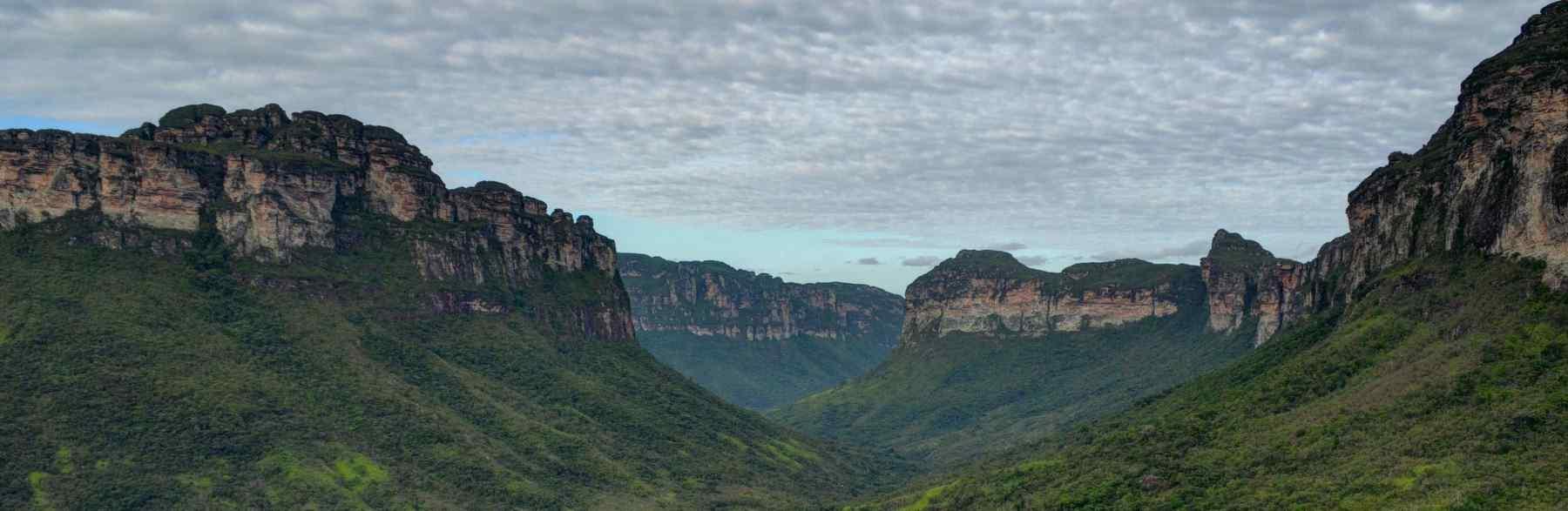 Chapada Diamantina Travel Guide Chapada Diamantina Mountains