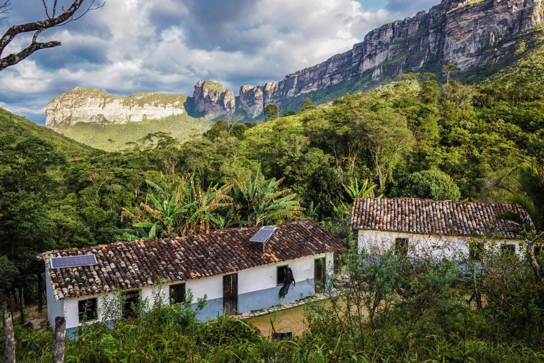 Casa de Seu Wilson, Vale do Pati, Chapada Diamantina, Bahia, Bahia, Brazil