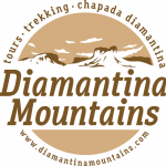 diamantina mountains logo