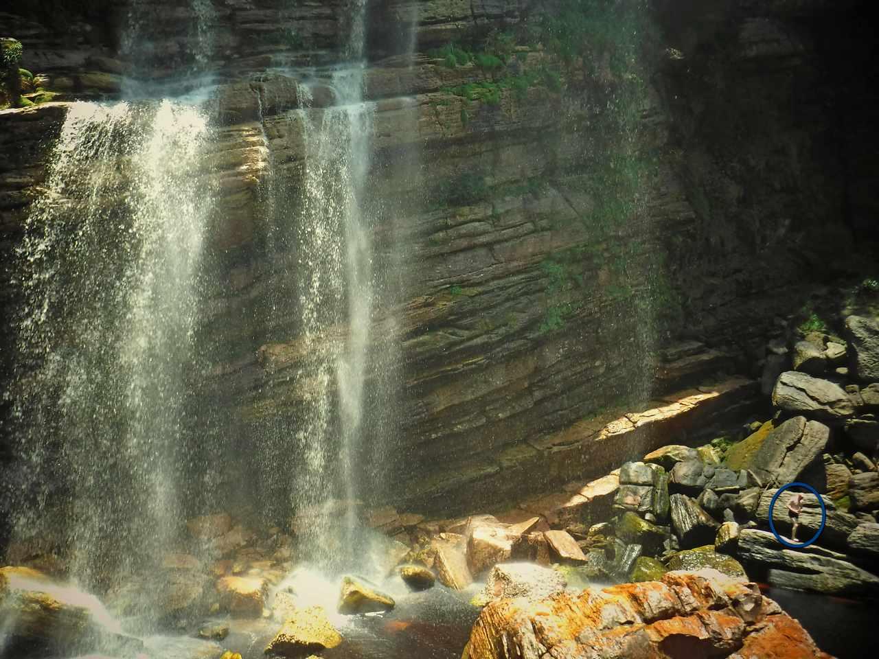 Cachoeira da Capivarí, Chapada Diamantina, Bahia, Brazil (1)