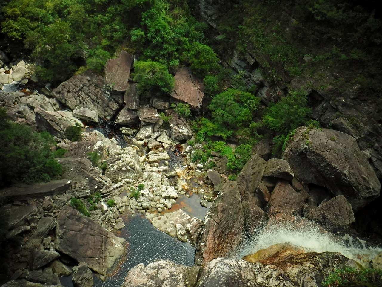 Cachoeira da Capivarí, Chapada Diamantina, Bahia, Brazil (4)
