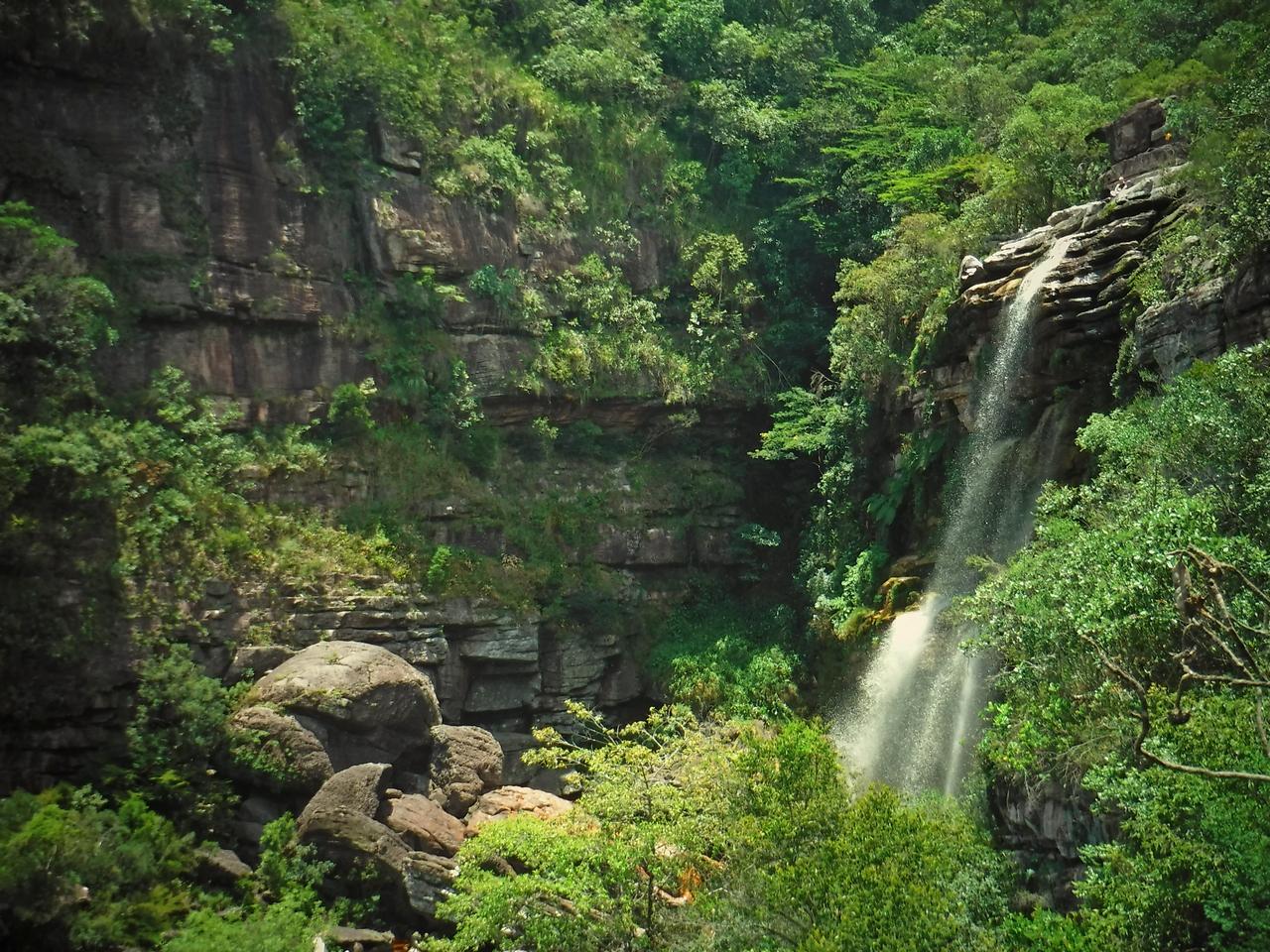 Cachoeira da Capivarí, Chapada Diamantina, Bahia, Brazil (5)
