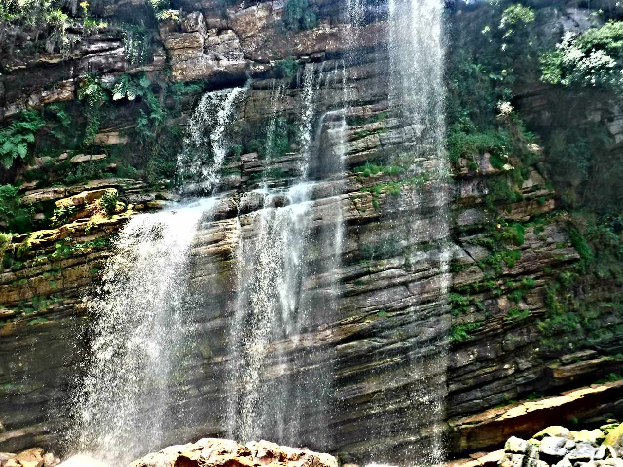 Cachoeira da Capivarí, Chapada Diamantina, Bahia, Brazil (7)