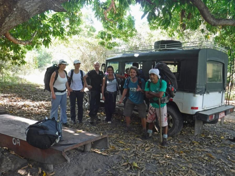 Transport para Trilha Cachoeira da Mixila, Canyon, Chapada Diamntina, Bahia, Brazil (4)
