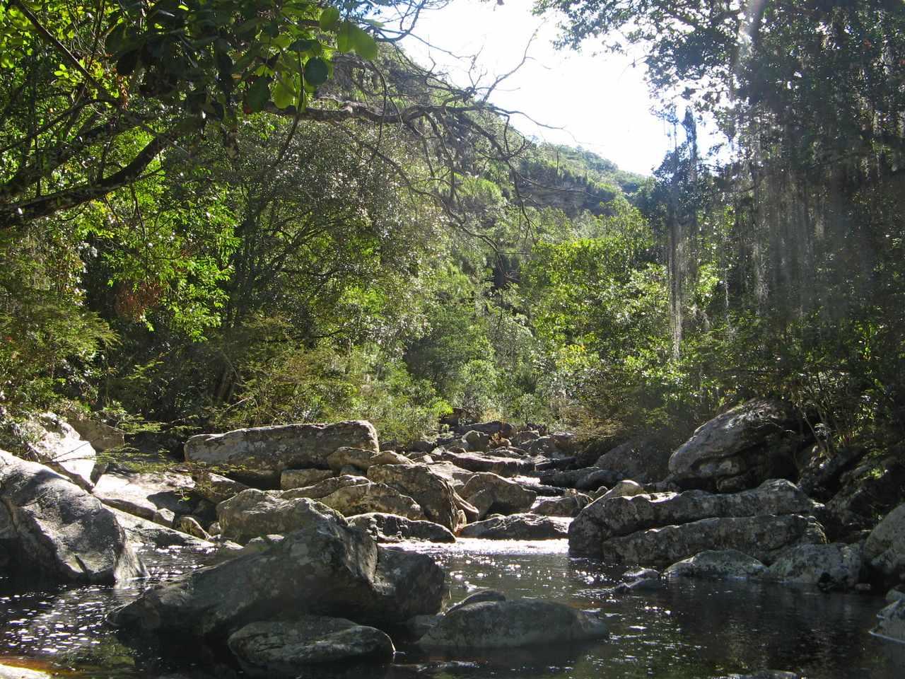 Trilha Cachoeira da Mixila, Canyon, Chapada Diamntina, Bahia, Brazil (1)
