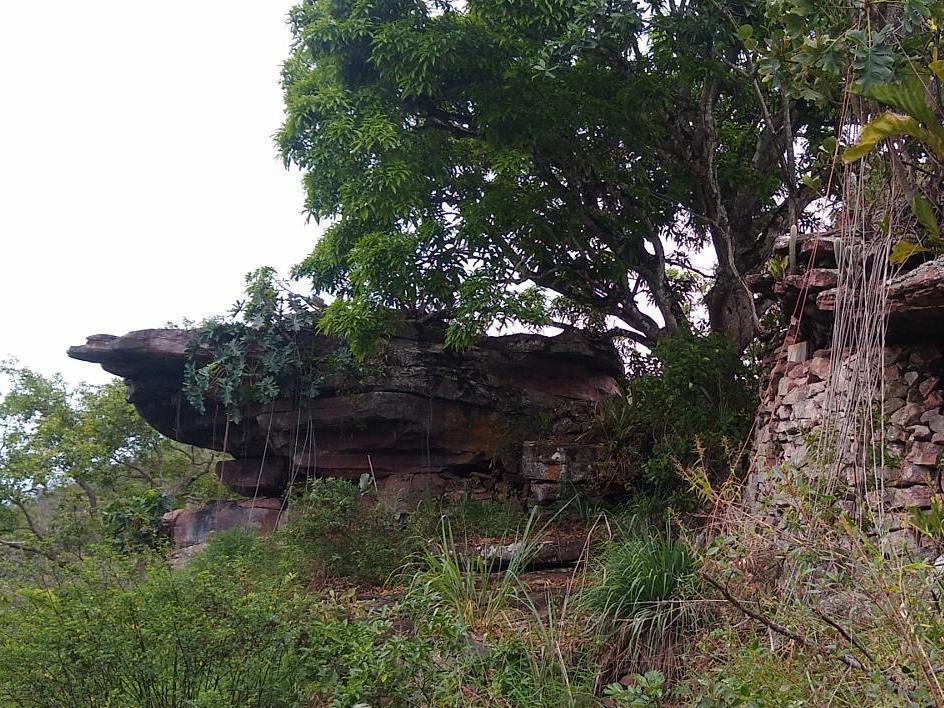 Trilha Pai Inacio Barro Branco Lencois, Chapada Diamantina, Bahia, Brazil (1)