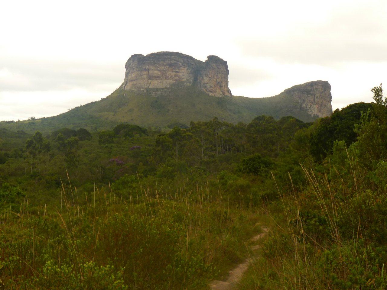 Trilha Pai Inacio Barro Branco Lencois, Chapada Diamantina, Bahia, Brazil (4)