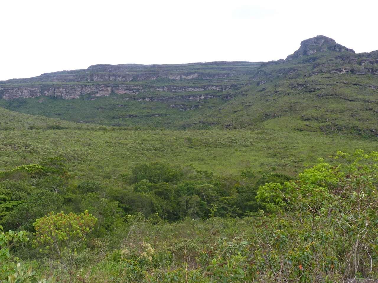 Trilha Pai Inacio Barro Branco Lencois, Chapada Diamantina, Bahia, Brazil (7)