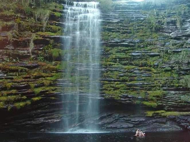 Cachoeira do Palmital, Chapada Diamantina, Brazil