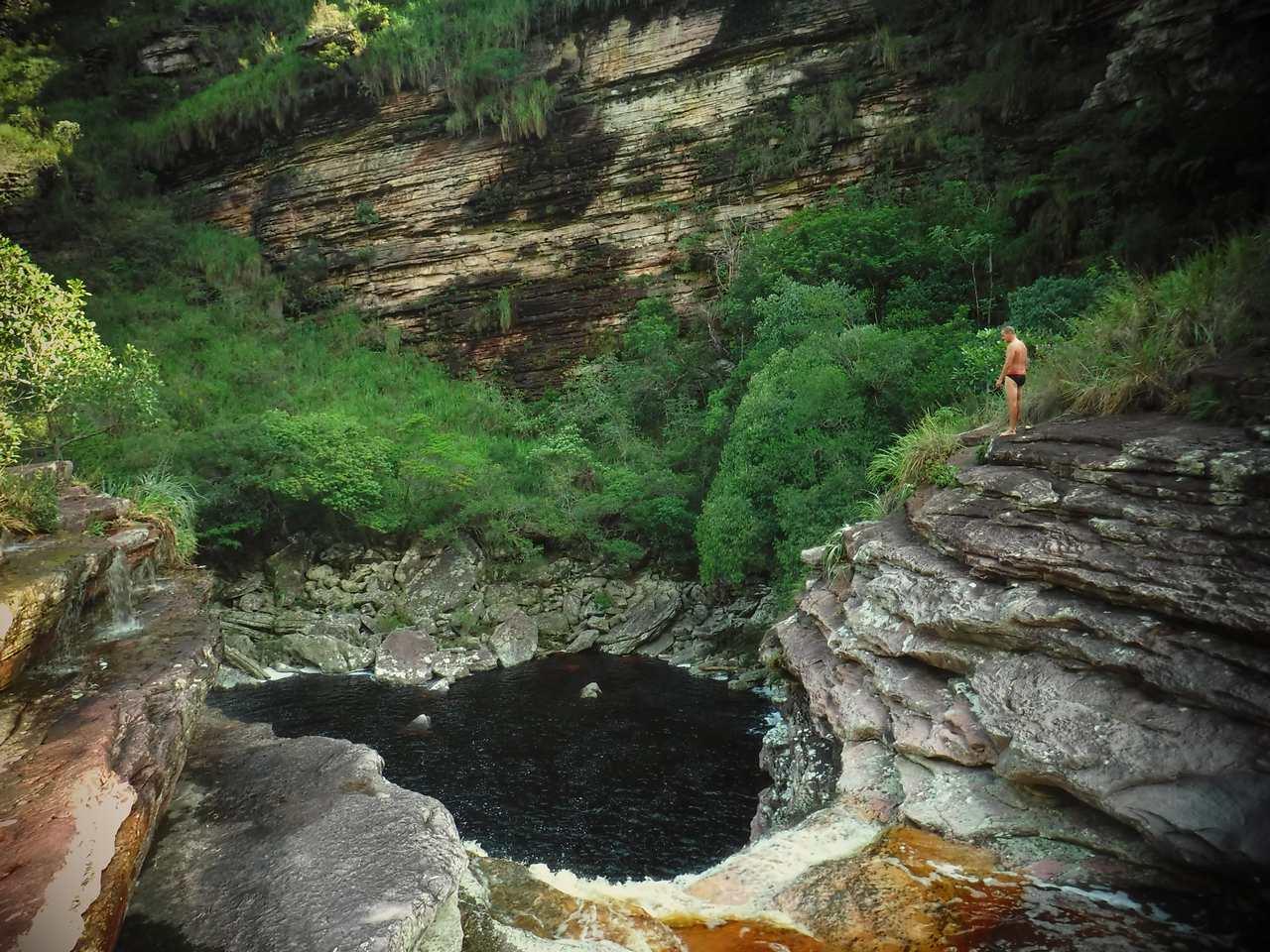 Cachoeira da Capivara, Chapada Diamantina, Brazil (1)