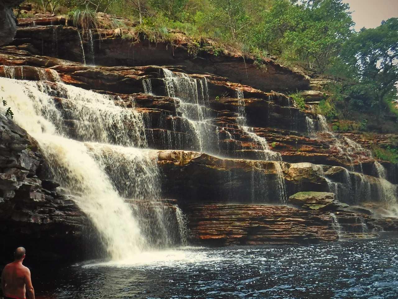 Cachoeira da Capivara, Chapada Diamantina, Brazil (2)