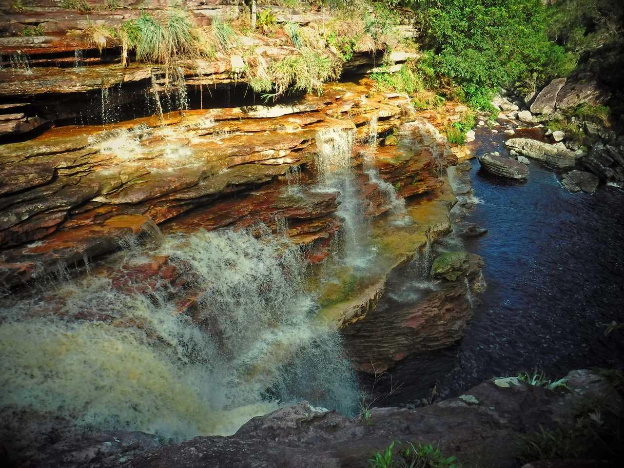 Cachoeira da Capivara, Chapada Diamantina, Brazil (3)