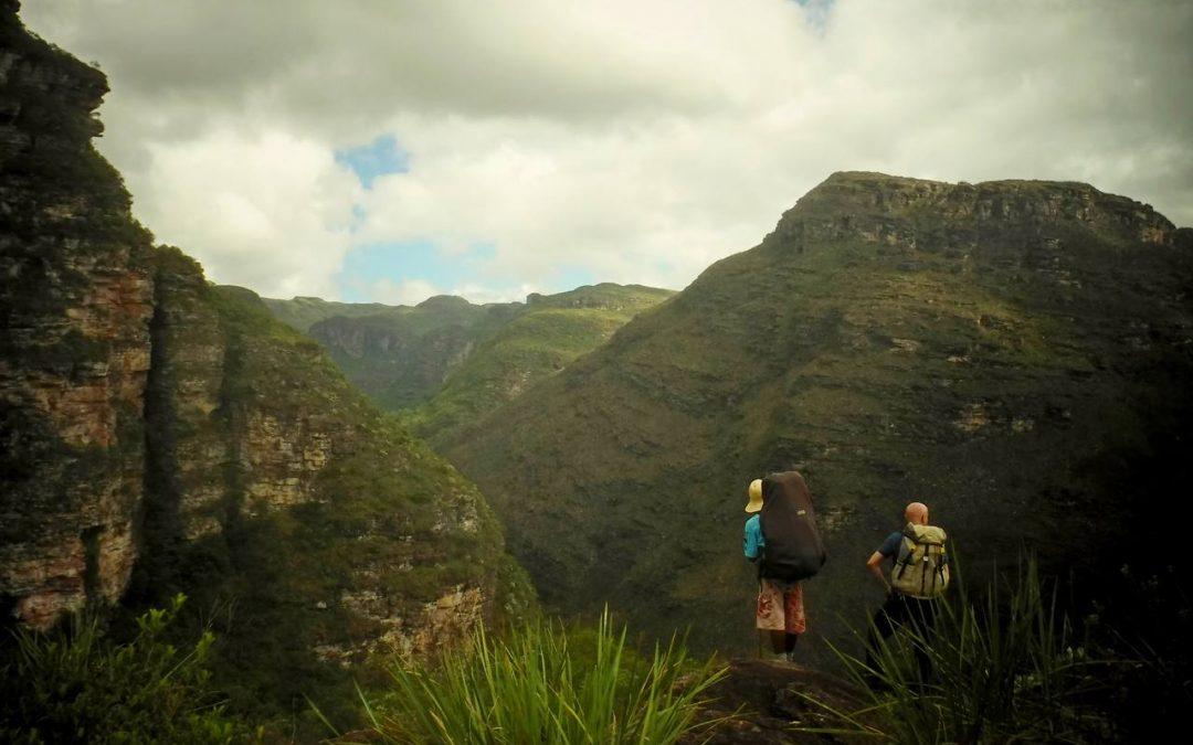 3-day trek to 5 big waterfalls Mixila, Capivarí, Poção, Palmital and Capivara